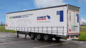 Schmitz Cargobull EcoGeneration: EcoVARIOSSchmitz Cargobull EcoGeneration EcoVARIOS