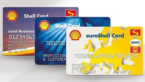 Shell începe operațiuni directe cu carduri de carburant în România