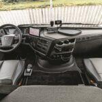 Test Volvo FH 460 I-Save interior cabina