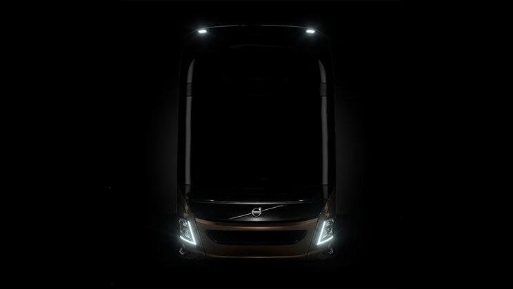 Volvo lansează autocarul cu etaj 9700 DD pentru Europa