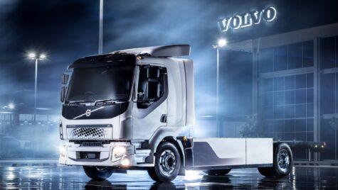 Primul Volvo FL Electric a ajuns în Australia