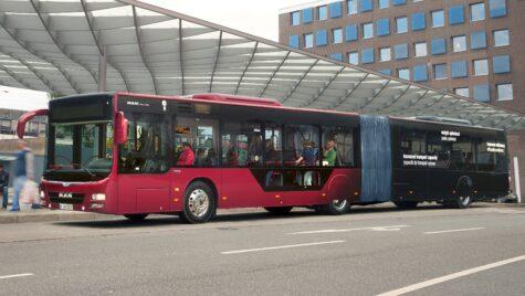 Comandă pentru 204 autobuze articulate MAN Lion's City G