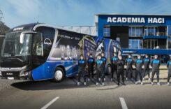 Autocar MAN Lion's Coach nou pentru FC Viitorul