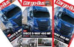 A apărut Cargo&Bus nr. 286, ediția februarie 2021