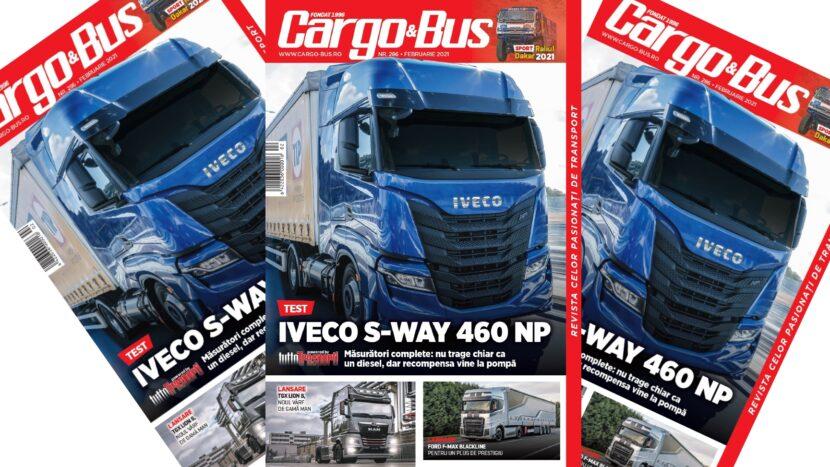 Cargo&Bus 286 februarie 2021