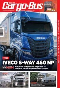 Coperta Cargo&Bus 286 februarie 2021