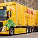 DHL va testa un camion electric Volvo de 60 de tone în transporturi regionale