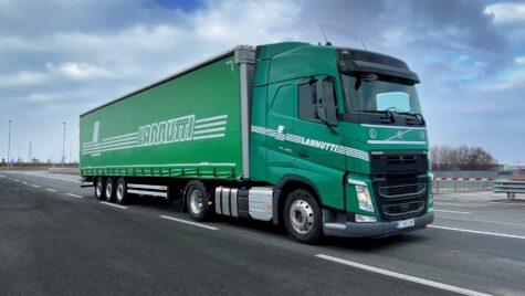1.000 de camioane Volvo FH I-Save pentru grupul Lannutti