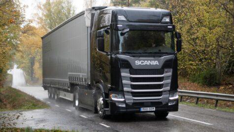Scania 540 S a câștigat Testul de 1000 de puncte și European Truck Challenge