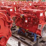 Cummins va produce motoare pentru camioanele și autobuzele Daimler de tonaj mediu
