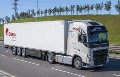 Girteka cumpără 2000 de camioane Volvo FH din noua generație
