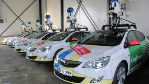 Google Street View, o nouă actualizare în România