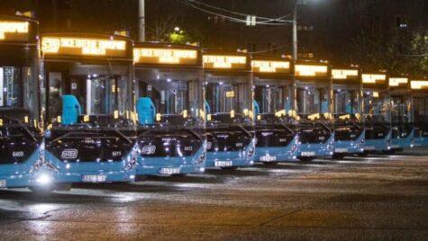 STB preia Serviciul public transport local București–Ilfov
