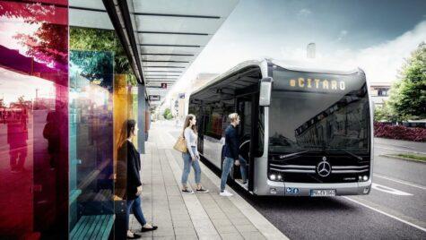 Autobuzele electrice, peste 67% din flota globală până în 2040