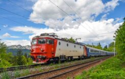 CFR Călători: vagoane de dormit/ cușetă la trenuri de zi