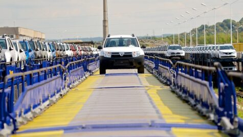 Hödlmayr Logistics Romania, investiție în transport multimodal