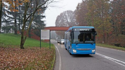 Test Iveco Crossway: Ține cu casa