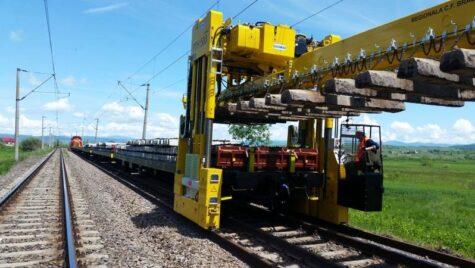 Ministerul Transporturilor achiziționează două trenuri de lucru