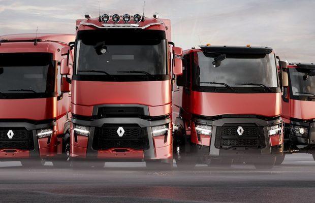 Renault T, T High, C și K Evolution