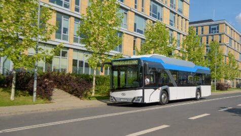 Solaris Urbino 12 și la Iași