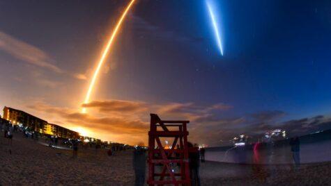 SpaceX Crew Dragon stabilește o premieră