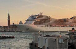Veneția interzice navele de croazieră și port-container