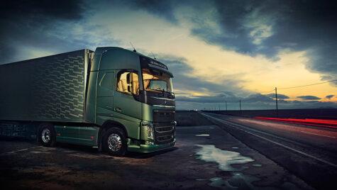 Premiu pentru calitatea deosebită a designului noului Volvo FM