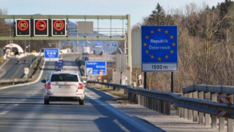 Noi reguli de intrare în Austria până la finele lunii iunie