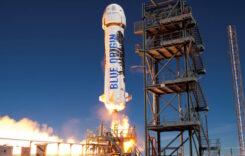 Primul zbor turistic în spațiu Blue Origin, pe 20 iulie