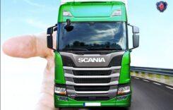 Campionul Scania 540 S, excelent pe orice drum!