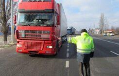 Acțiunea Truck&Bus: sancțiuni în valoare de 17.800 lei
