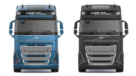 Volvo FH16 Iron Edition, ediție specială în Suedia