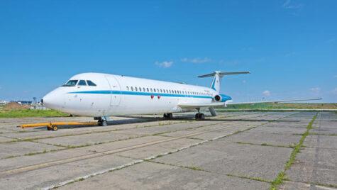 Avionul prezidențial al lui Nicolae Ceaușescu la licitație