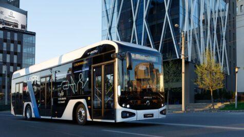 ATP Bus e-UpCity, prototipul primului autobuz electric românesc