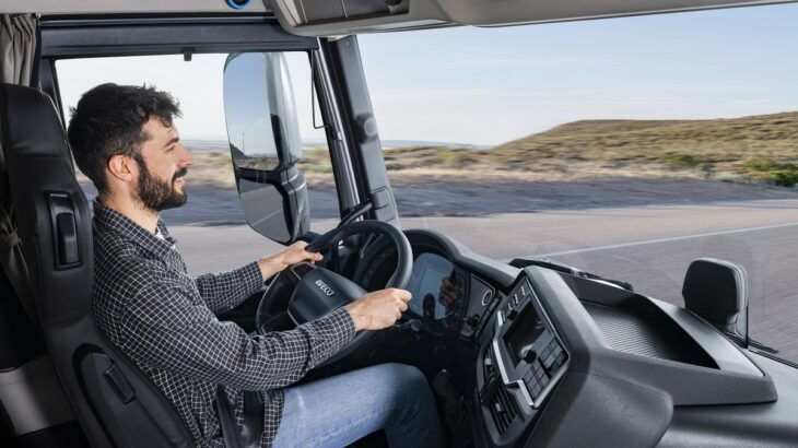 IVECO Driver Pal, serviciu inovativ pentru șoferi