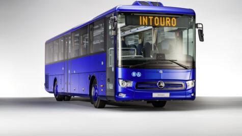 Mercedes-Benz Intouro, prezentat în premieră în România