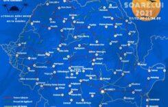 Trenurile Soarelui: 40 de garnituri pentru litoral și Delta Dunării