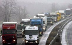 UE: Acord provizoriu privind un nou sistem de taxare pentru vehiculele grele de marfă