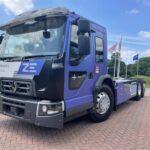 D Wide ZE LEC, versiune nouă pentru camionul Renault Trucks
