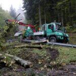 Romsilva va achiziționa o flotă de 25 de utilitare forestiere
