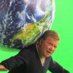 Captain Kirk a ajuns în spațiu și stabilește un record!
