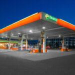 Plata cu smartphone-ul în benzinariile team din Germania